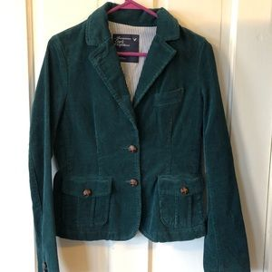 American Eagle corduroy blazer NEW WITH TAGS